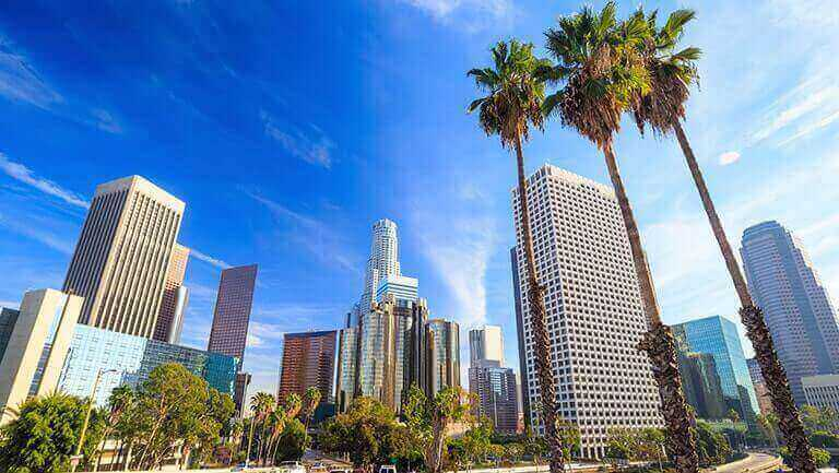 Study English in Los Angeles